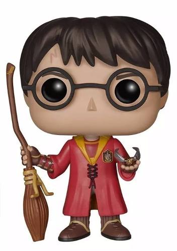 Harry Potter Quadribol Boneco Pop Funko #08 Pronta Entrega