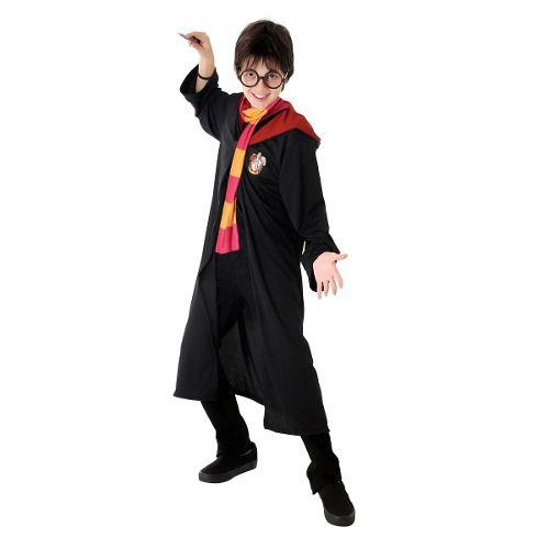Fantasia Harry Potter Infantil Sulamericana