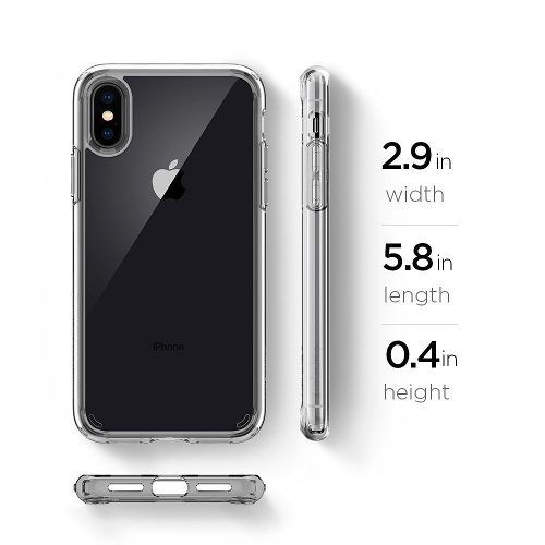 Capa Iphone X | Original | Spigen Ultra Hybrid