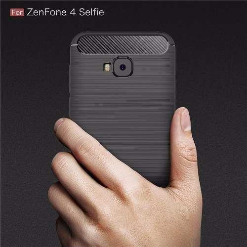 Capa Fosca Zenfone 4 Selfie Zd553kl Case Anti Shock Queda