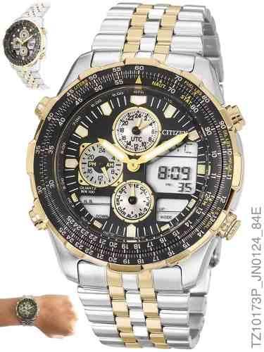 Relógio Citizen Navihawk Promaster Ar Jn0124-84e / Tz10173p