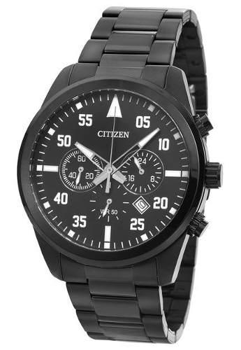 Relógio Citizen Masculino Tz30795p Preto - Loja Oficial