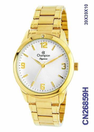 Relógio Feminino Champion Original Cn26859h