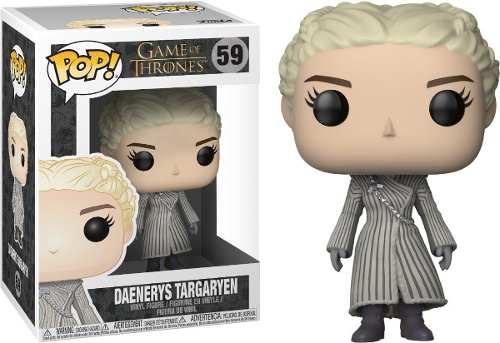 Funko Pop! Tv: Game Of Thrones - Daenerys Targaryen #59