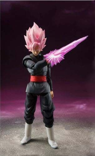Action Figure Goku Black Boneco Articulado Dragon Ball Super