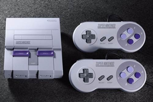 Mini Vídeo Game Estilo Snes Super Nintendo Classic Edition Bivolt Emulador