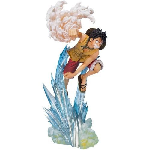 One Piece Monkey D Luffy - Brother's Bond Figuartszero 19cms