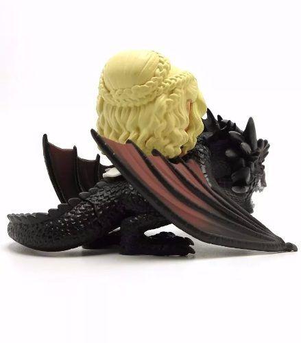 Pop Daenerys & Drogon Funko Rides - Game Of Thrones