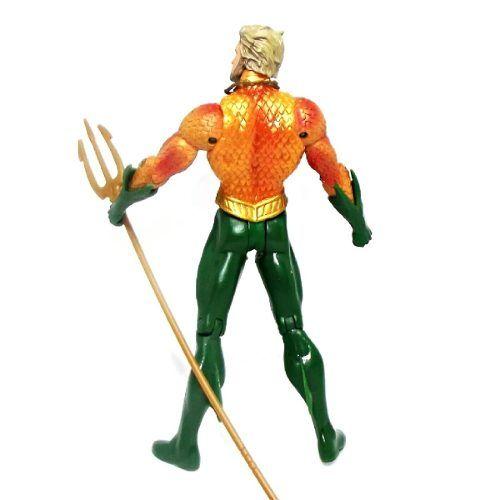 Boneco Action Figure Aquaman Modelo Novos 52 New 52
