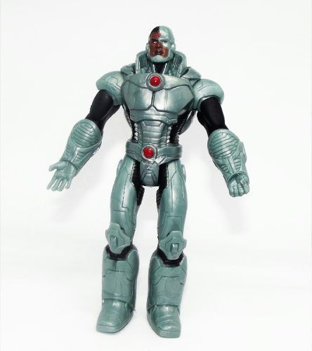 Boneco Action Figure Cyborg Ciborgue Dc Superman Batman