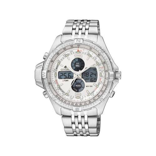 Relógio Citizen Promaster Combotemp Js-1046-55a Tz10093q