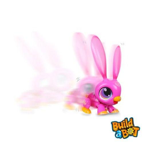 Build A Bot Construa Seu Robô Inteligente Multikids - Bunny