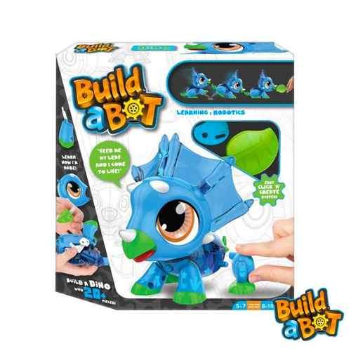 Build A Bot Construa Seu Robô Inteligente Multikids - Dino