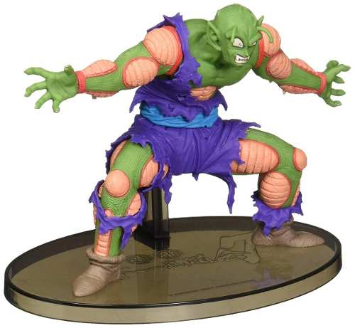 Boneco Piccolo Dragon Ball Z - Scultures Banpresto Original