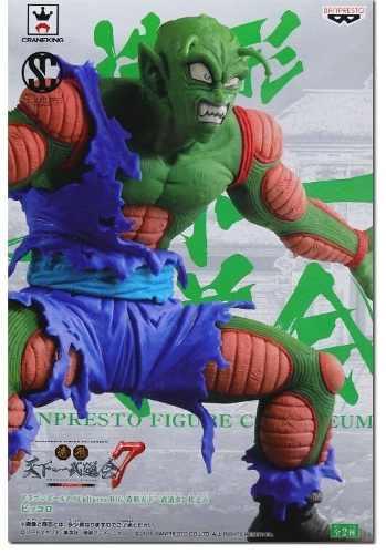 Boneco Piccolo Dragon Ball Z - Scultures Banpresto Original