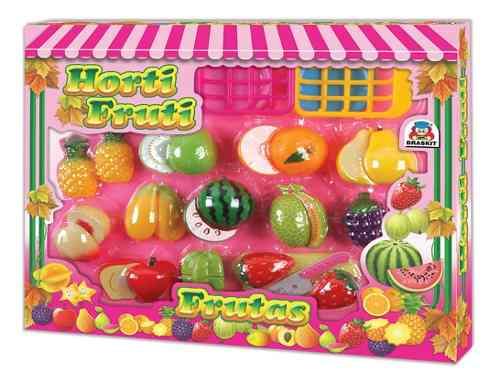 Horti Fruti Frutas E Legumes Comidinha Crec Crec Infantil