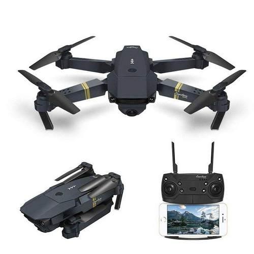 Drone Visuo Eachine Jy019 Versão Top 720p Hd Câmera Dobrável