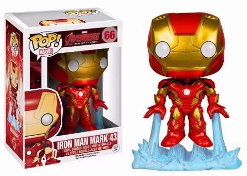 Iron Man Homem De Ferro - Avengers - Vingadores - Funko Pop