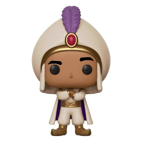 Funko Pop! Disney: Principe Ali - Aladdin #475