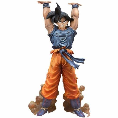 Boneco Goku Genkidama Dragonball Z Figuarts Zero Bandai