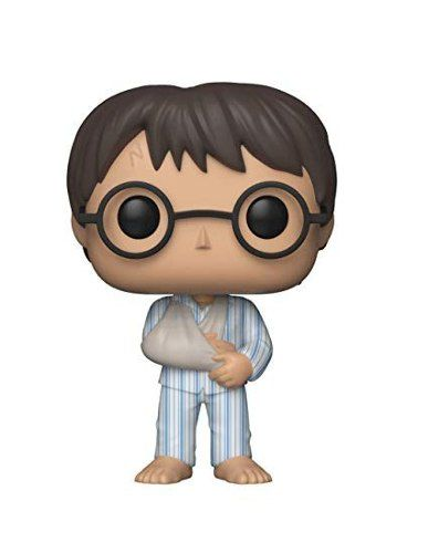 Colecionável Boneco Funko Pop! Harry Potter In Pj's #79