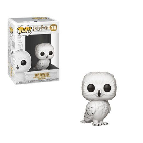 Funko Pop Hedwig - Harry Potter - Game Stop #76