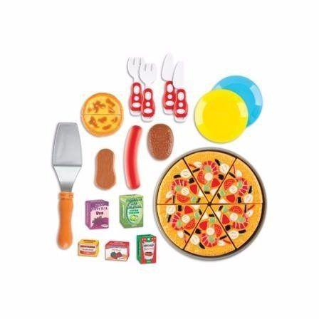 Food Delivery Pizza Comidinha Crec - Braskit Brinquedos