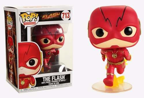 Funko Pop! The Flash Nº 713 Flash Tv Dc 2018