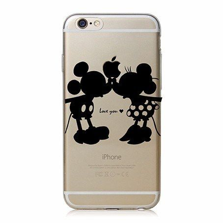 Capinha Case Capa Acrílico Iphone 5s, 5c 6 Disney Mickey
