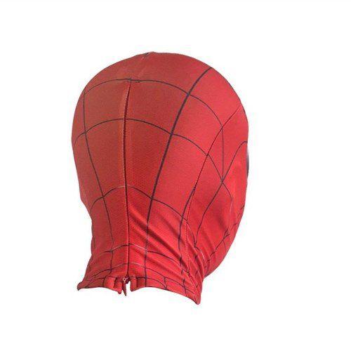 Máscara Homem-aranha 3d Spider Man Homecoming Volta Ao Lar