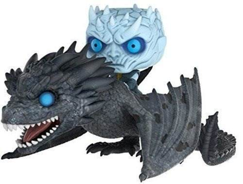 Night King Ice Viserion Dragon Funko Pop Game Of Thrones 58