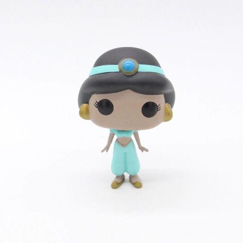 Colecionável Boneco Funko Pop Disney Jasmine #52