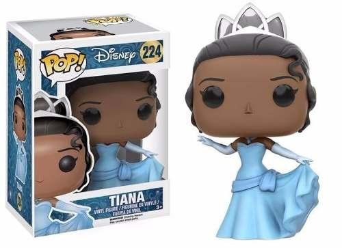 Tiana Disney Pop Vinyl Funko - Série Super Stylized