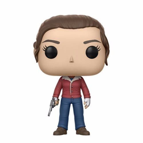 Funko Pop Television Stranger Things Nancy With Gun #514