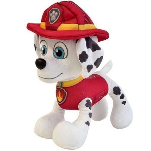 Marshall De Pelúcia Tm G Original Patrulha Canina Paw Patrol