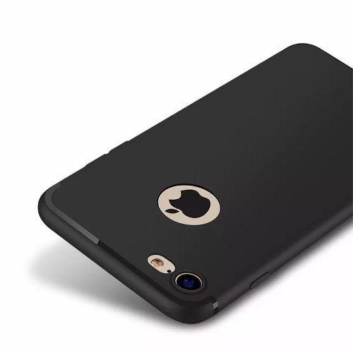 Capa Capinha Ultra Fina Fosca Iphone 7, 7plus, 8 E 8plus
