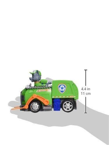 Veiculo Caminhão Reciclagem Rocky Patrulha Canina Paw Patrol