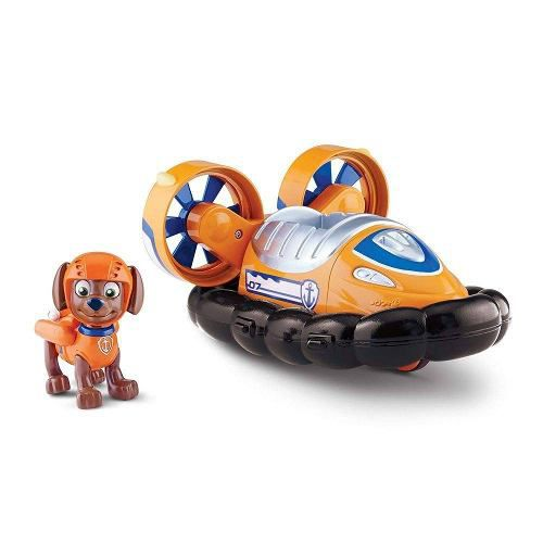 Veiculo Hovercraft Zuma Patrulha Canina Paw Patrol