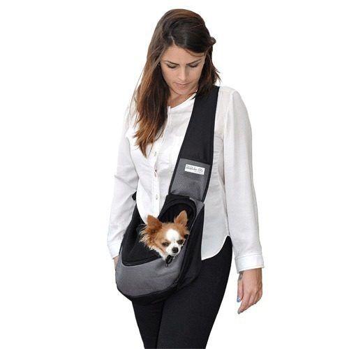 Bolsa Conforto Transporte Cães Cachorros Bichinhochic - P