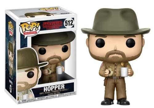 Funko Pop Stranger Things Hopper #512