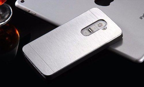 Capa Capinha Metal Aluminio Anti Impacto Celular Lg G2 D805