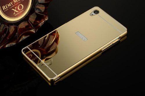 Capa Capinha Espelhada Aluminio Sony Xperia Z5 Premium