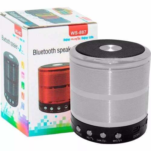Kit 10 Mini Caixa Caixinha Som Portátil Bluetooth Mp3 Fm