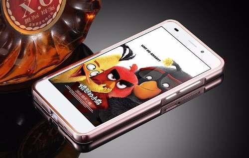 Capa Capinha Bumper Epelhada Celular Asus Zenfone 3 Max 5.2
