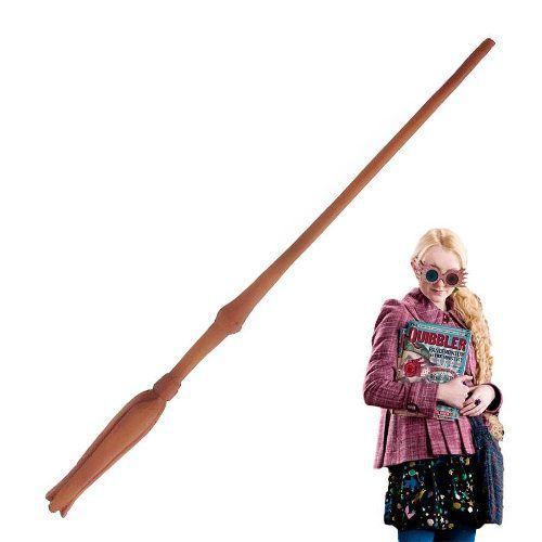 Varinha Mágica Harry Potter - Luna Lovegood