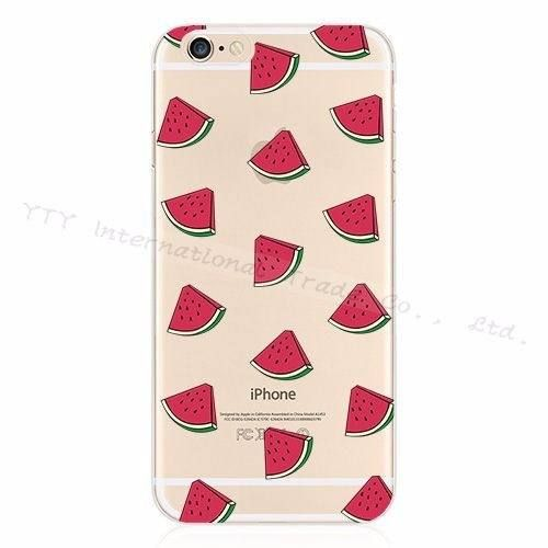 Capinha Case Capa Acrilico Iphone 5 Hello Kitty Melancia