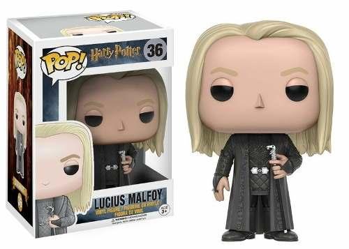 Funko Pop! Harry Potter - Lucius Malfoy #36 Pronta Entrega