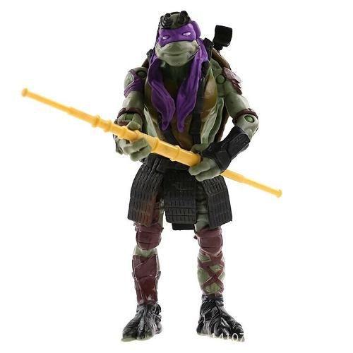 Kit 4 Bonecos Articulados Tartarugas Ninja Promoção