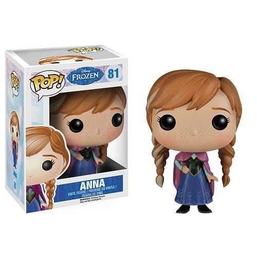 Funko Pop! Movies: Disney Frozen - Anna
