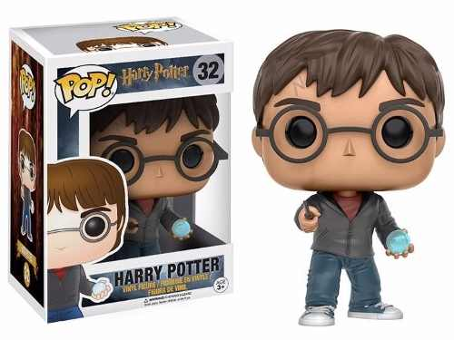 Funko Pop! Movies: Harry Potter With Prophecy #32